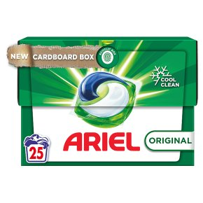 Ariel 3in1 PODS Regular Washing Capsules 25 washes