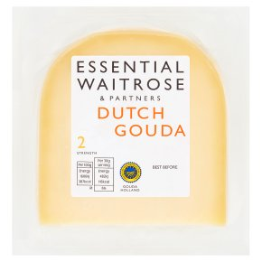 essential Waitrose Dutch gouda strength 2