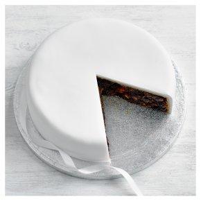 Celebration Fruit Cake 20cm (Undecorated)