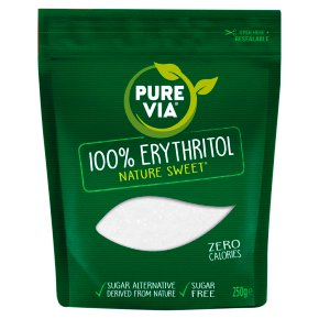 Pure Via 100% Erythritol Sugar Alternative