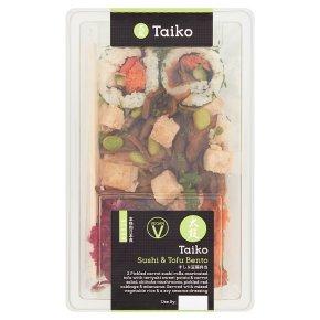 Taiko Sushi & Tofu Bento