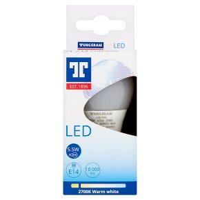 GE LED E14 5.5w