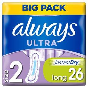 Always Ultra Long Size 2