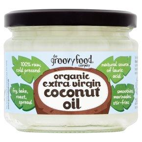 The Groovy Food Extra Virgin Coconut Oil