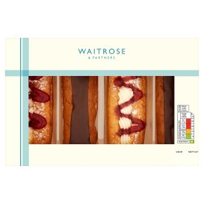 Waitrose 4 Cream Cake Selection
