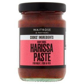 Waitrose Cooks' Ingredients harissa paste