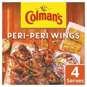 Colman's Peri-Peri Wings