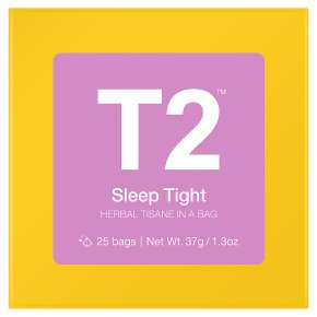 T2 Sleep Tight 25 Bags
