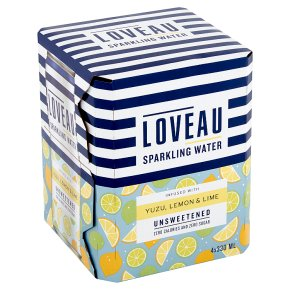 LOVEAU Yuzu, Lemon & Lime