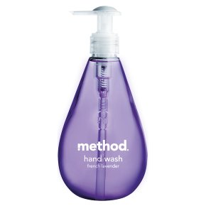 Method handwash - lavender