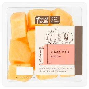 Waitrose 1 charentais melon/piel de sapo melon