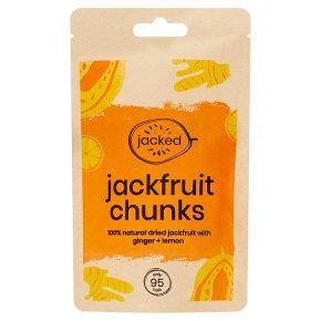 Jacked Jackfruit Chunks with ginger