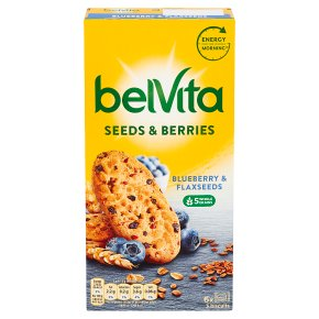 Belvita Seeds & Berries Blueberry & Flaxseed