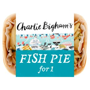 Charlie Bighams Fish Pie