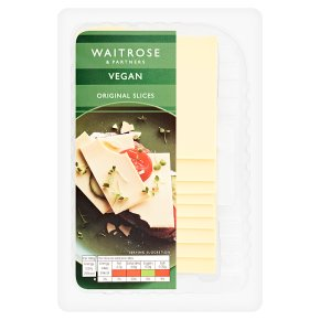 Waitrose Vegan Original Slices