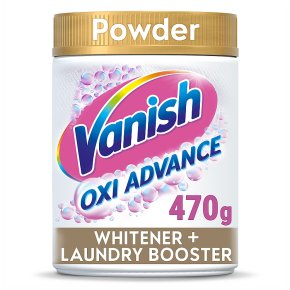 Vanish Gold Oxi Action Crystal White Powder Fabric Stain Remover