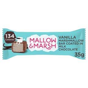 Mallow & Marsh Vanilla Bar with Milk Chocolate