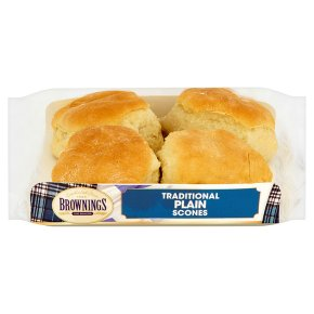 Brownings Traditional Plain Scones