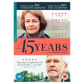 DVD 45 Years
