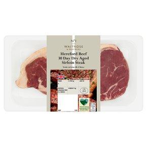 No.1 Hereford Beef Sirloin Steak