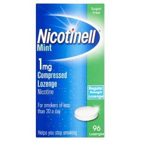 Nicotinell mint lozenge, 1mg