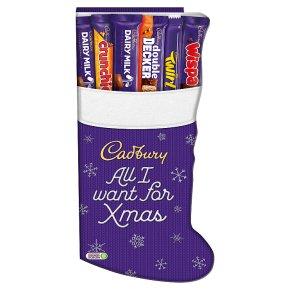 Cadbury Chocolate Selection Stocking