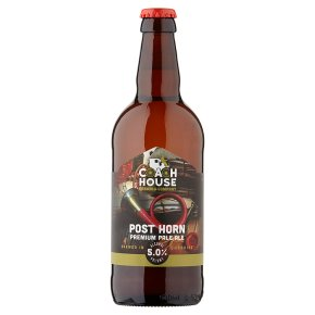 Coach House Post Horn Premium Pale Ale