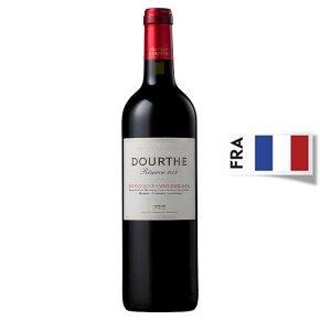 Dourthe Réserve Montagne, Saint-Émilion, French, Red Wine
