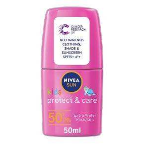Nivea Sun Pink Protect & Care