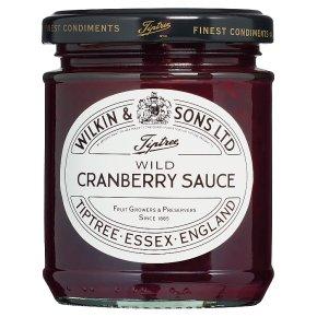 Tiptree Wild Cranberry Sauce