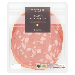 Waitrose Italian Mortadella 5 Slices