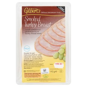 Gilbert's smoked breast of turkey