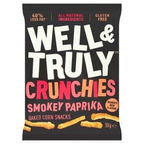 Well & Truly Crunchy Smoky Paprika
