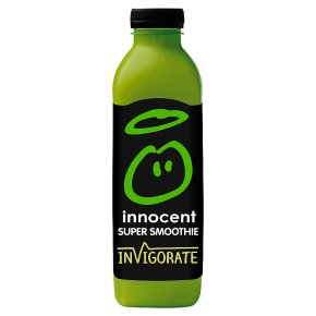 innocent super smoothie invigorate