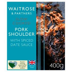 Waitrose Slow Cooked Pork Shoulder