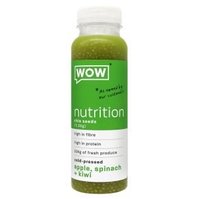 WOW Green Chia Nutrition Boost