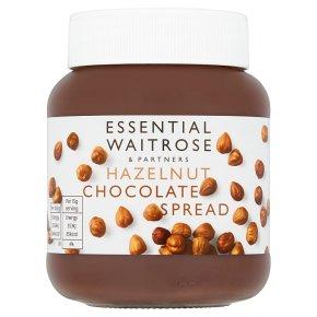 essential Waitrose Hazelnut Chocolate Spread