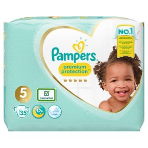 Pampers Premium Protection 5 11-16kg