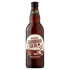 Wold Top Scarborough Fair IPA Yorkshire