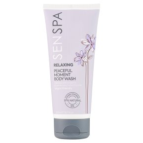 Senspa relaxing body wash