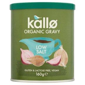 Kallo Low Salt Gravy Granules
