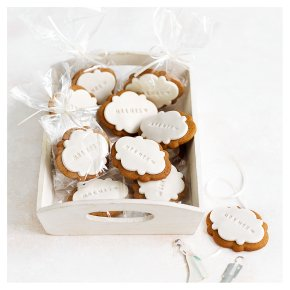 12 Mr & Mrs Gingerbread Biscuits
