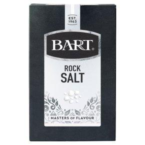 Bart rock salt refill