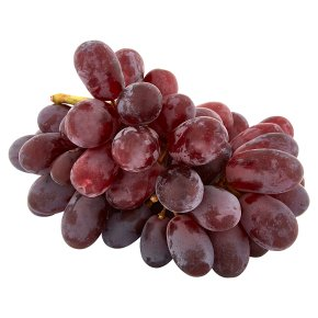 Loose Red Seedless Grapes
