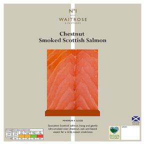 No.1 Chestnut Smoked Scottish Salmon