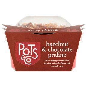 Pots & Co Hazelnut & Chocolate Praline