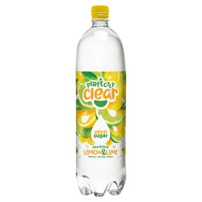 Perfectly Clear Sparkling Lemon & Lime