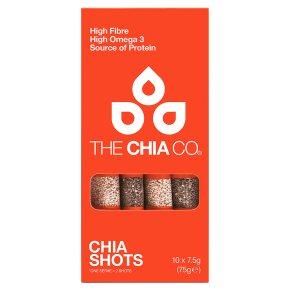 The Chia Co Chia Shots