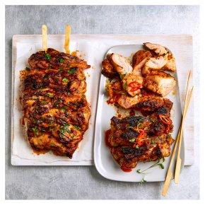 2 Buttermilk Chicken King Kebabs