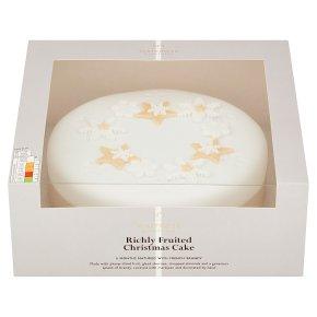No.1 Richly Fruited Christmas Cake   Waitrose & Partners